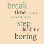 Why I procrastinate time and again