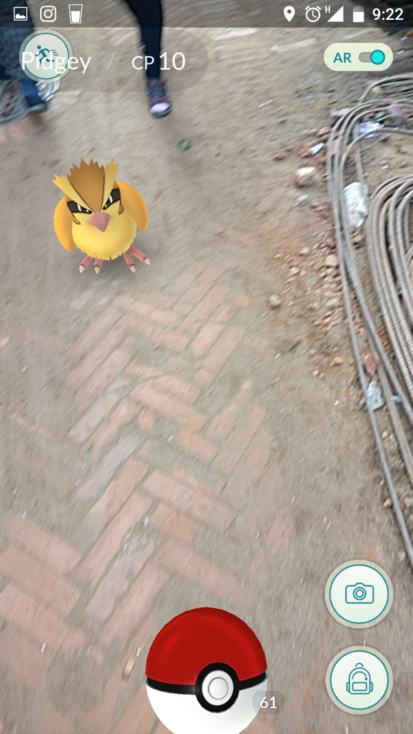 pokemon go chochhen bhaktapur