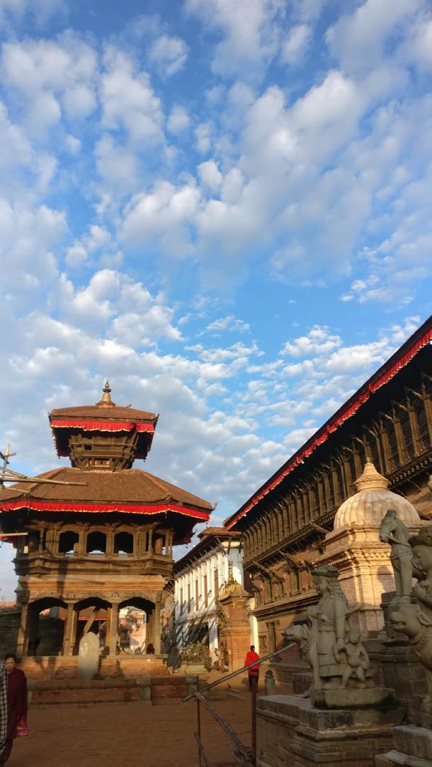Bhaktapur Durbar Square today